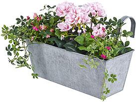 Blomlåda för balkong